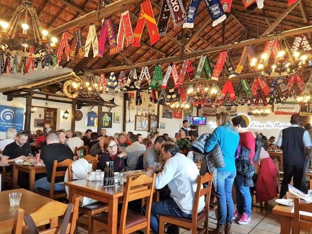Lgos Adega de Marina restaurant
