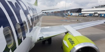Air Baltic fly