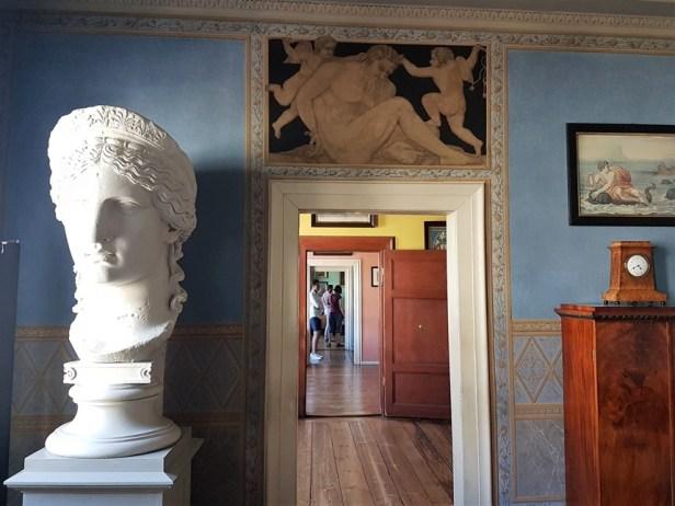 Goethe Weimar woonhuis