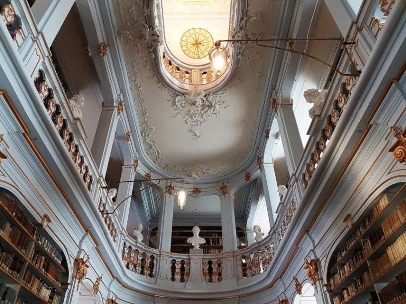 Ana Amalia bibliotheek Weimar