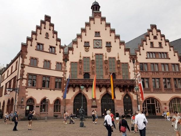 Römerplatz Frankfurt