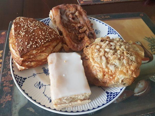 Leipzig ontbijt bakkerij