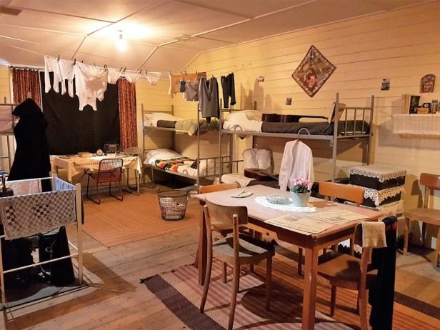 Moluks barak openluchtmuseum