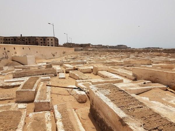 joodse begraafplaats essaouira