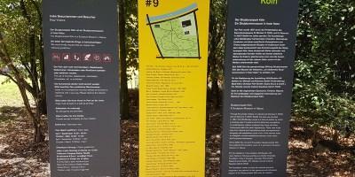 Skulpturenpark Köln Cologne
