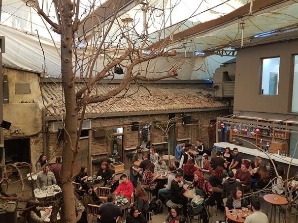 Athene Metamatic Café