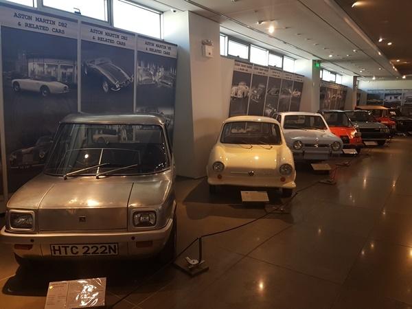 griekse auto athene museum
