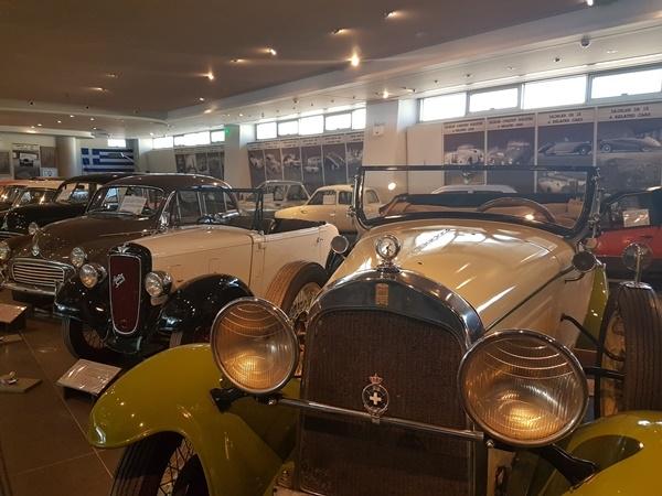 athene motor museum klassiek
