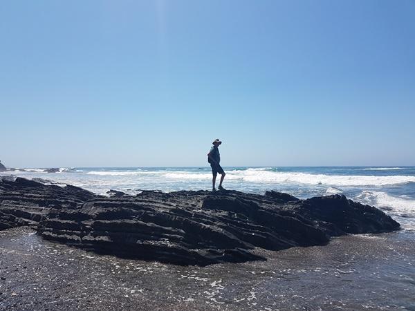 Rogil, strand, Algarve