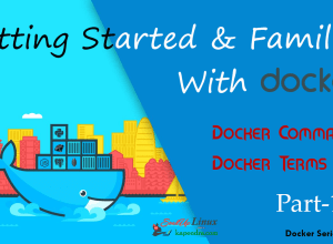 Getting Familiar With Docker Commands Docker Terms: Docker - Part 3 A