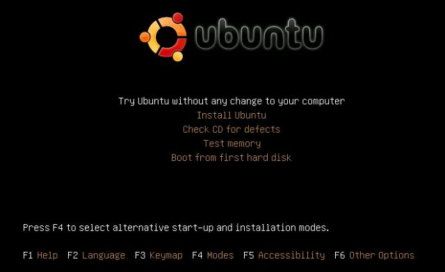 How To Break/Crack ROOT Password In UBUNTU With CD (LIVE OS)?