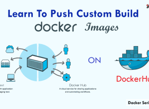 Learn To Push Custom Build Docker Image on Docker HUB (Repository) - Part 5