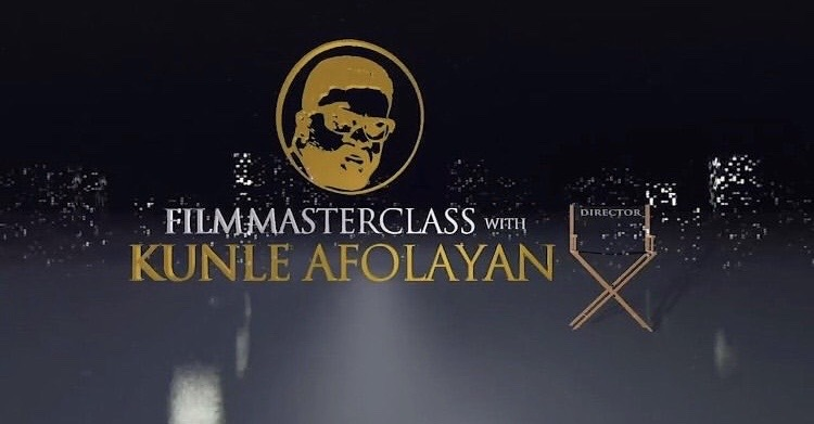 Film Master Class with Kunle Afolayan