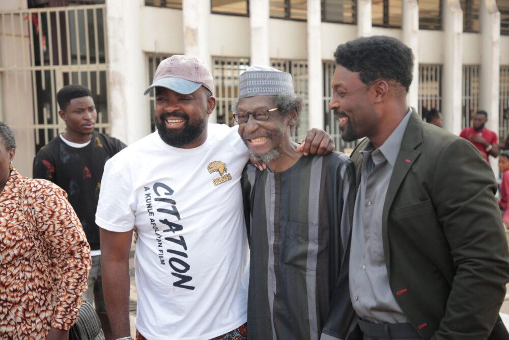 A Tribute to the Iconic Veteran, Mr.Sadiq Abubakar Daba