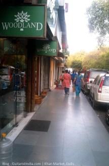 Khan Chach at Khan Market
