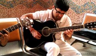 Guitarist India 2