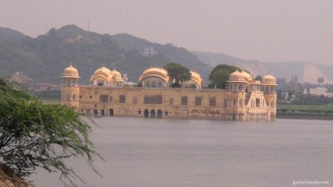 Jaipur Water Palace (Jal Mahal)