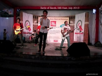 8_Battle of Bands 2013