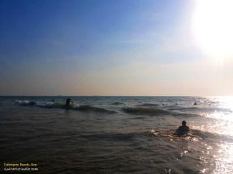 Calangute Beach Goa Image