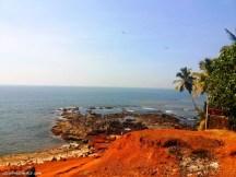 View of COCO BEACH GOA
