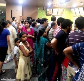 Haldiram Restaurant Mismanagement Image