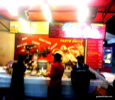 Taste Drive Raja Garden