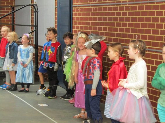 Year 1C Assembly