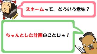 スキームの意味とは?カラースキームやスキーム図って?英語と使い方も!