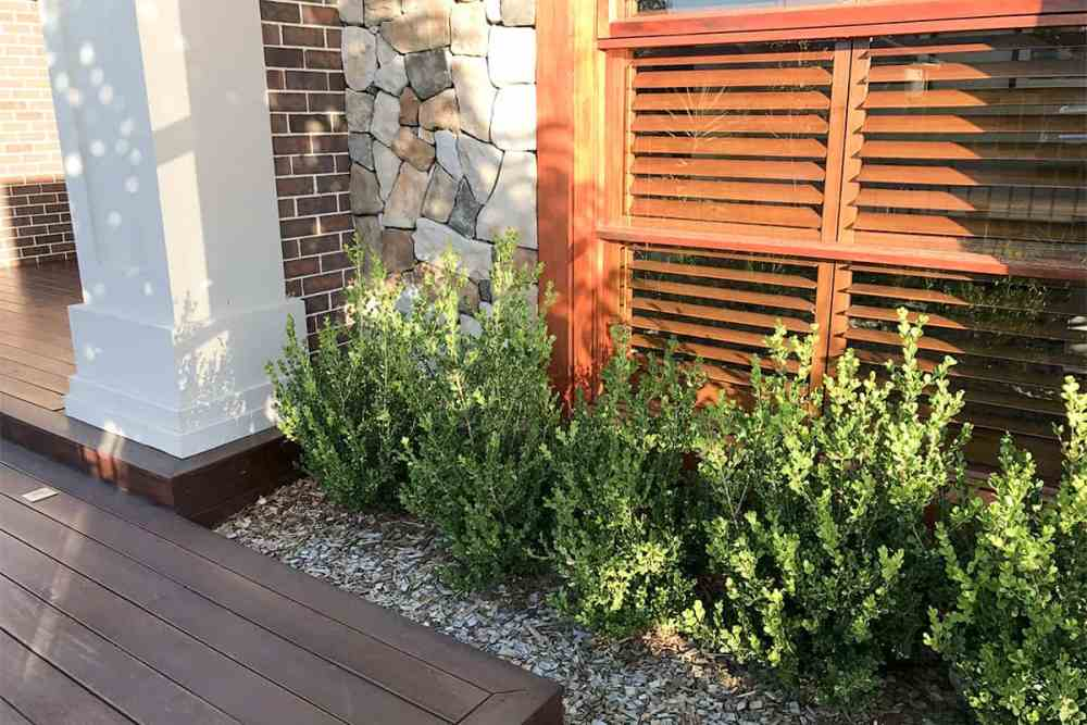 Kaplan Garden Decking External