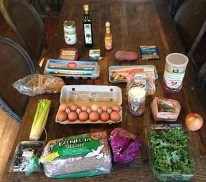 Essential foods
