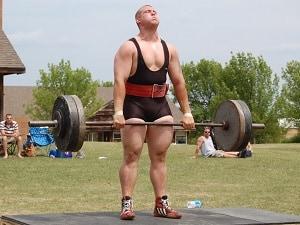 Weight lifting belt
