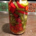 Pickled Jalapenos (with recipe)