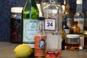 Martini Mis en Place