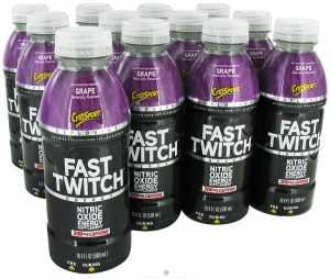 Fast Twitch supplement
