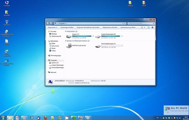 Descargar Windows 7 AIO May 2017 DVD ISO gratis