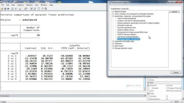 StataCorp Stata MP 16.0 Descargar