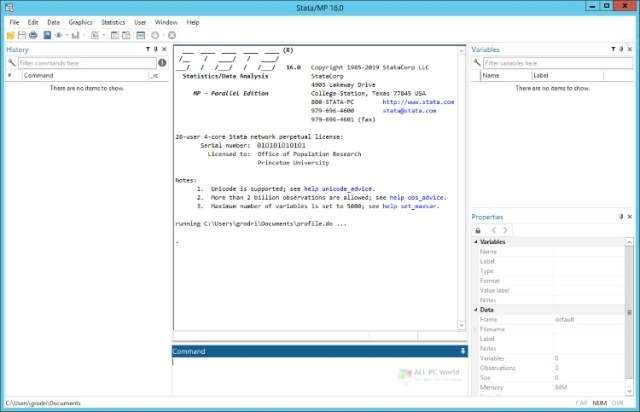 Descargar StataCorp Stata MP 16.0 gratis
