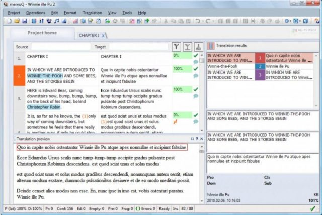 Descargar Kilgray memoQ Translator Pro 9.3.7 gratis