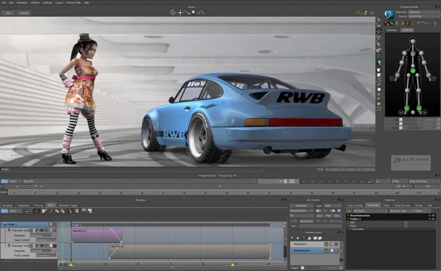 Autodesk MotionBuilder 2020 Descargar