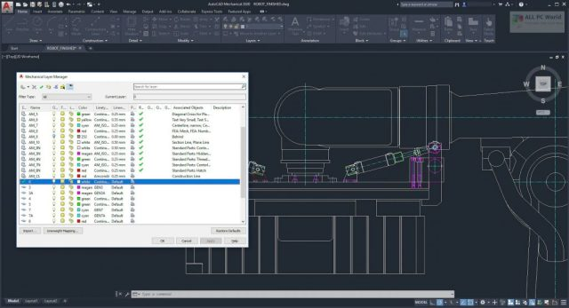 AutoCAD Mechanical 2021 Descarga gratis