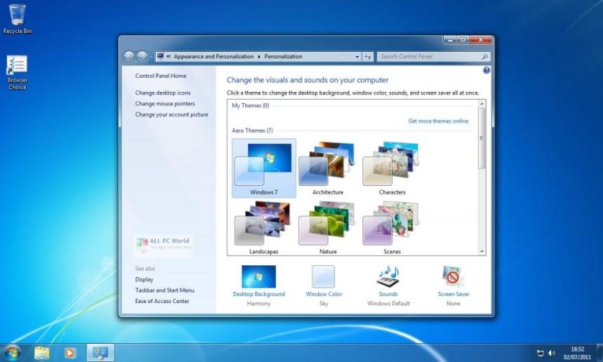 Windows 7 SP1 AIO febrero de 2020 Descarga gratis