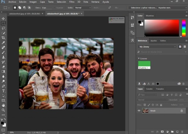 Adobe Photoshop CC 2020 para Windows