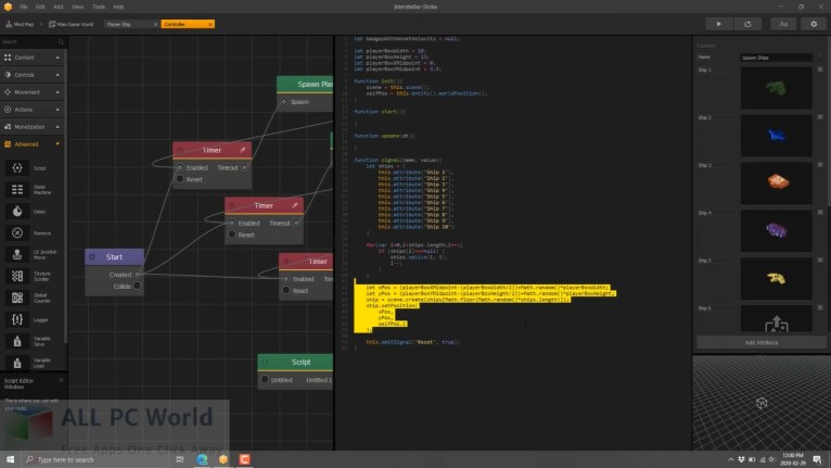 Buildbox 2.3.3 Setup Descarga gratuita