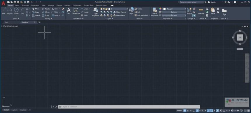 Autodesk AutoCAD 2021 para Windows 10