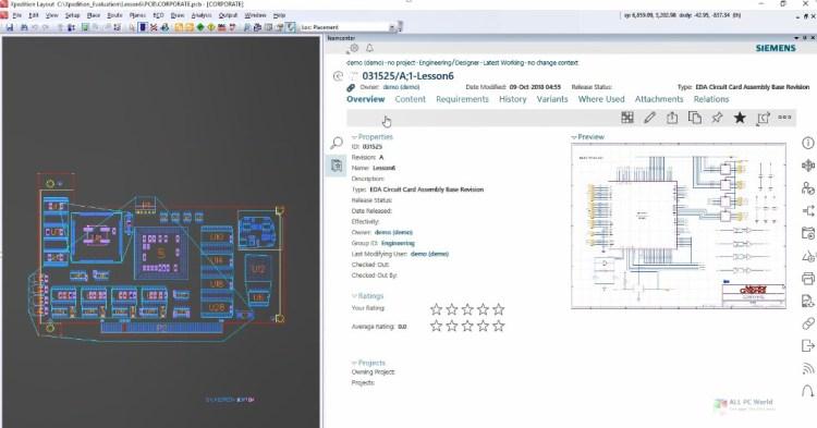 Siemens PLM Teamcenter 12.1 Descarga gratis