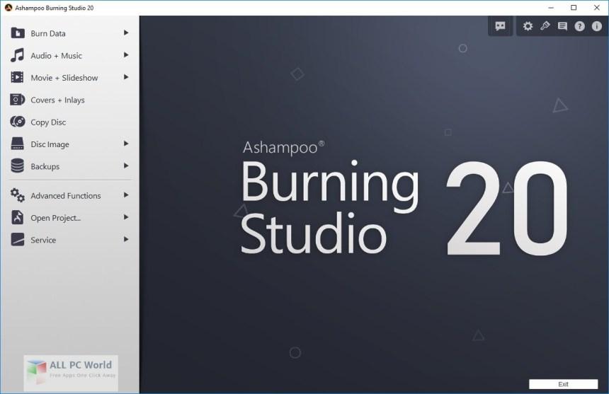 Ashampoo Burning Studio 20 Descarga gratis