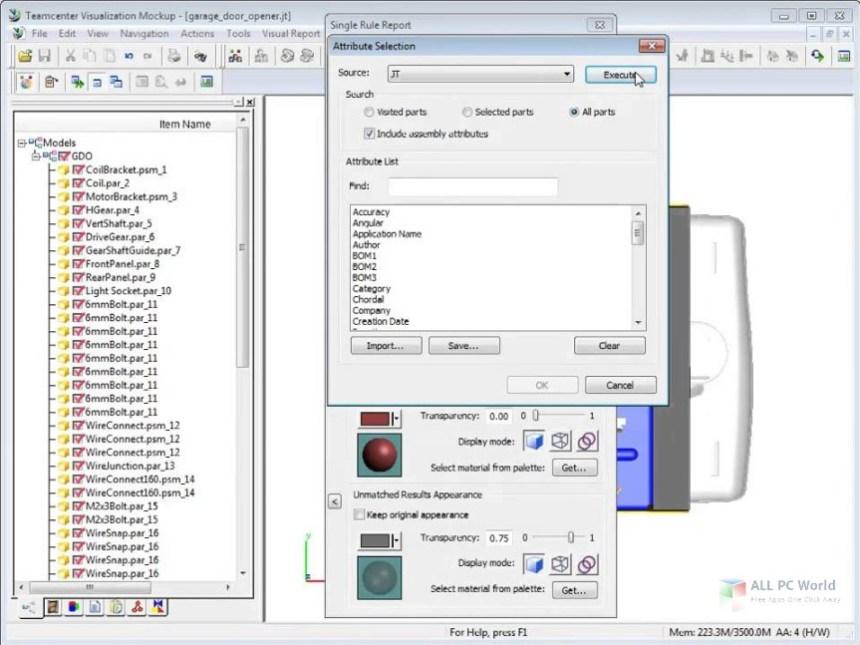 Descarga gratuita de Siemens PLM TeamCenter 9.1