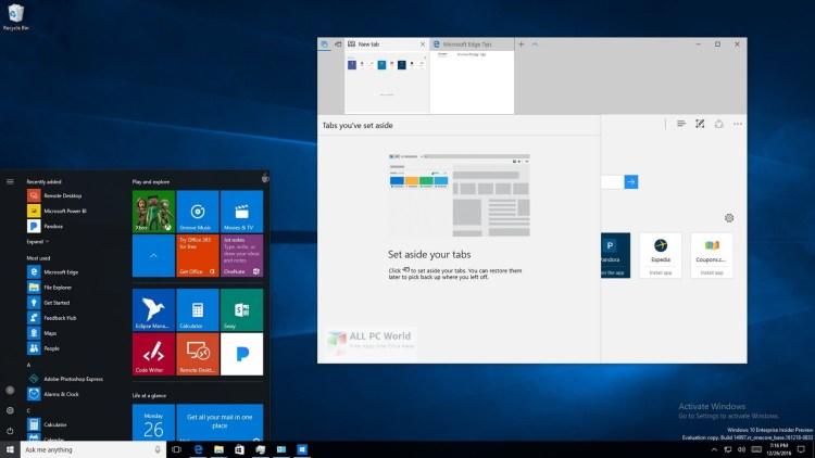 Windows 10 RS5 Pro Lite Edition v8 2019 Descarga gratuita