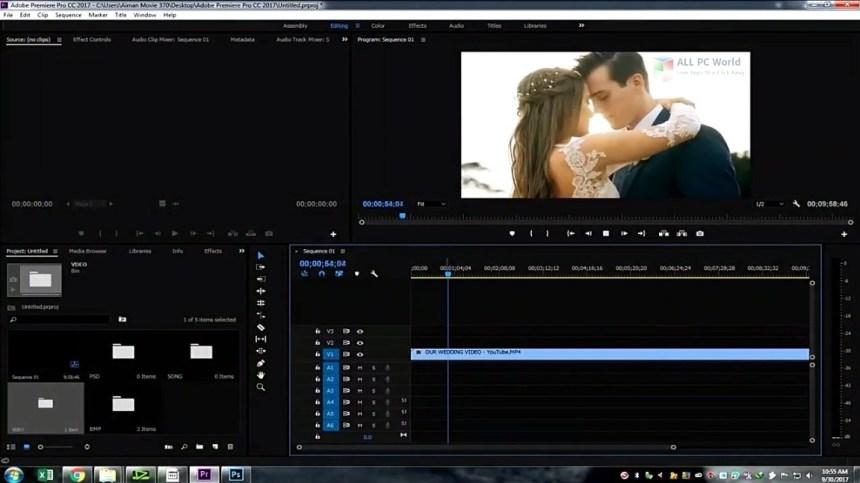 Descarga gratuita de Adobe Premiere Pro CC 2019 v13.0