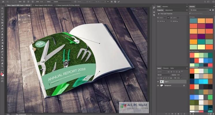 Descarga gratuita de Adobe Photoshop CC 2019 v20.0